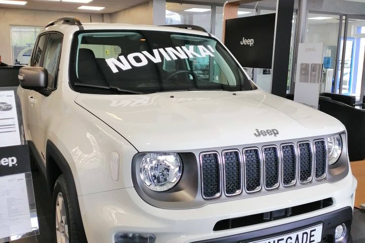 Jeep Renegade Séria 4 1.6 MultiJet II 120 k 4x2 Limited