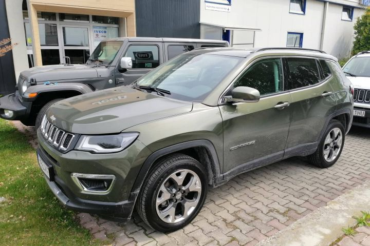 Jeep Compass séria 1 1.4 MultiAir 170k 4WD DDCT Limited