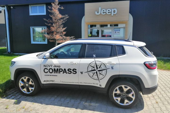 JEEP COMPASS SÉRIA 2 2.0 MultiJet 140 k AT9 Limited